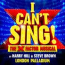 Live Tweeting: X Factor musical I Can't Sing! launches in London