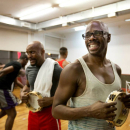 Rehearsal Pics: Scottsboro Boys prepare to storm Young Vic