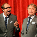Morecambe and Wise tribute Eric and Little Ern opens at Vaudeville, 20 Nov