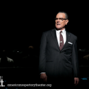 Bryan Cranston plays President Lyndon B Johnson at American Repertory Theater
