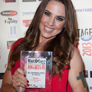 Photos: Winners & presenters at 2013 Whatsonstage.com Awards