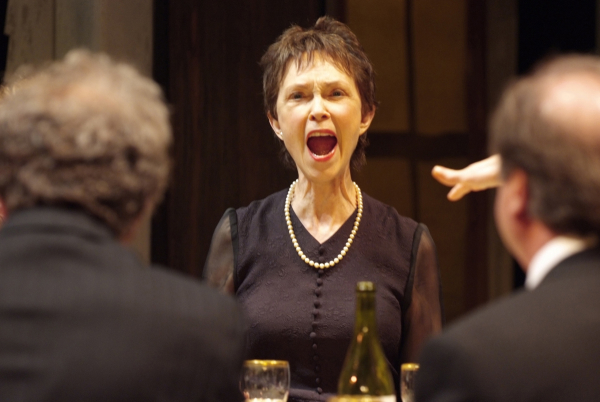 <p>2008: Deanna Dunagan in <em>August Osage County</em></p><br />© Michael Brosilow