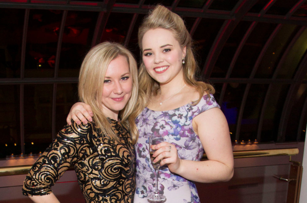 <p>Robyn North and Katie Hall</p><br />Dan Wooller