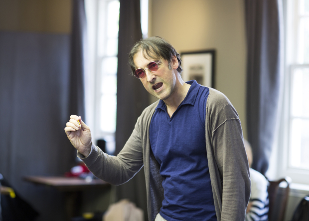 <p>Alistair McGowan</p><br />Helen Maybanks