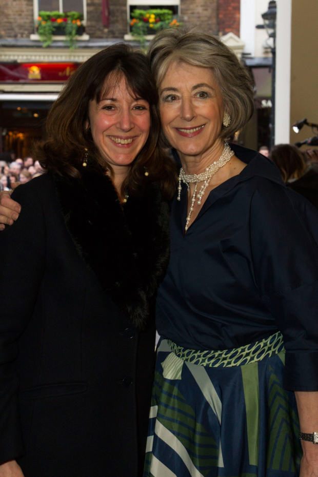 <p>Amy Rosenthal and Maureen Lipman</p><br />© Dan Wooller