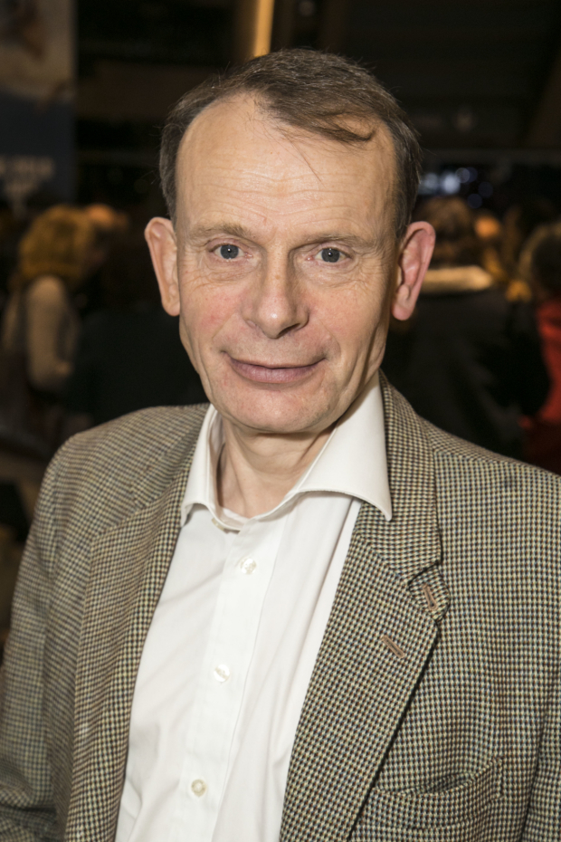 <p>Andrew Marr</p><br />© Dan Wooller for WhatsOnStage