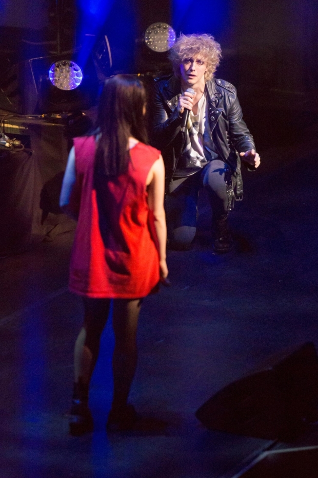 <p>Andrew Polec and Christina Bennington performing &quot&#x3B;For Crying Out Loud&quot&#x3B; from <em>Bat Out of Hell</em></p><br />© Peter Gibbons