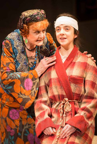 <p>Angela Lansbury and Patsy Ferran</p><br />© Johan Persson