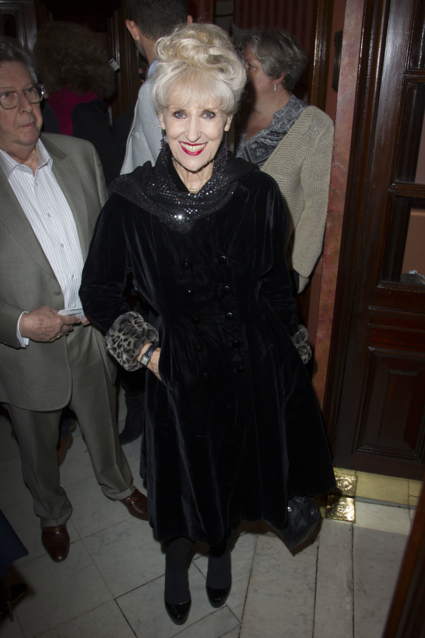 <p>Anita Dobson</p><br />© Dan Wooller for WhatsOnStage