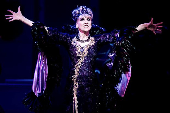 <p>Anita Dobson returns to panto villainry this year, playing the Wicked Fairy Carabosse in <em>Sleeping Beauty</em> at Aylesbury&#39&#x3B;s Waterside Theatre.</p>
