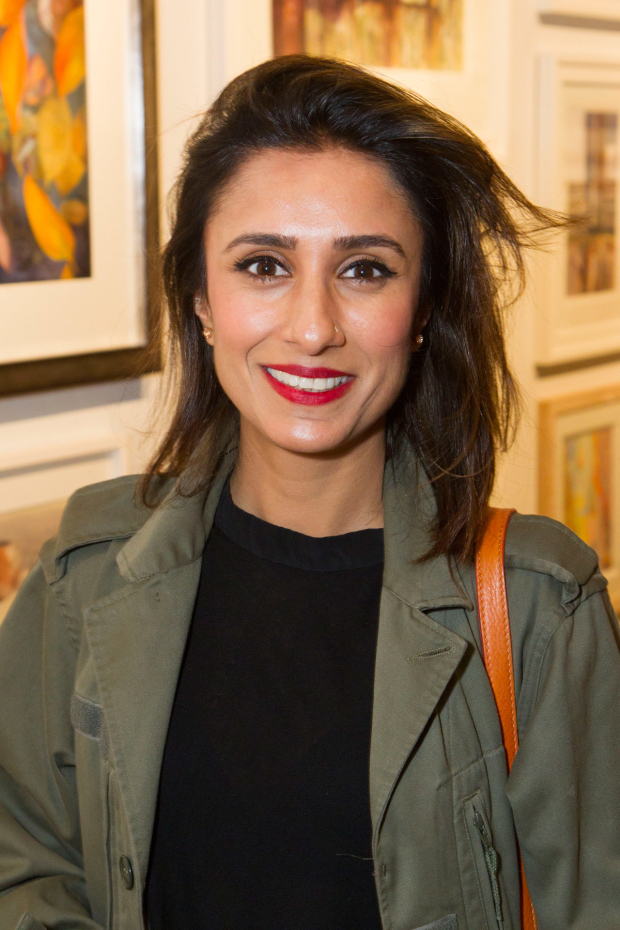 <p>Anita Rani</p><br />© Dan Wooller for WhatsOnStage