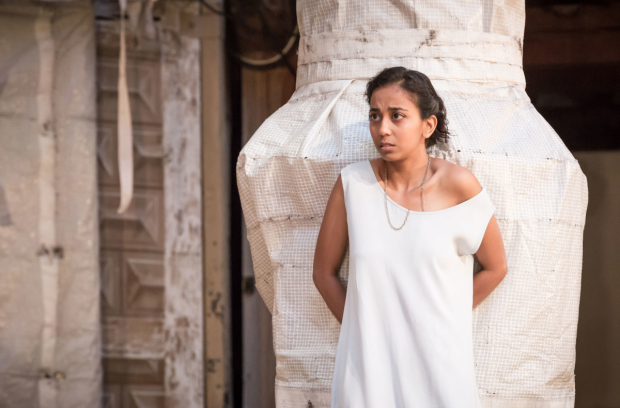 <p>Anjana Vasan as Cordelia in <em>King Lear</em></p><br />© Marc Brenner