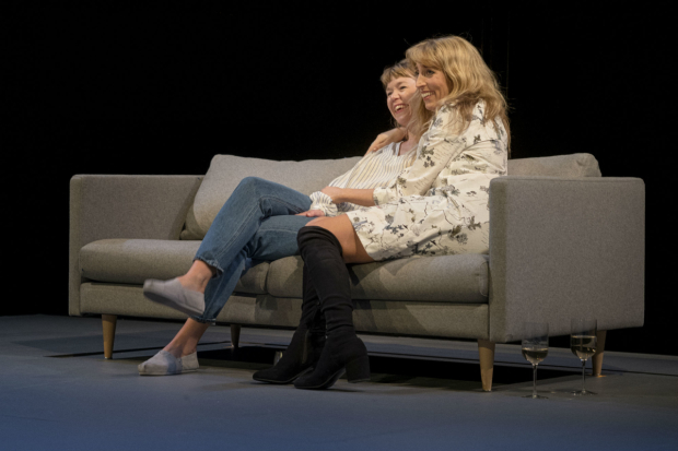 <p>Anna Maxwell Martin(Kitty) Daisy Haggard (Zara) in <em>Consent</em></p><br />(c) Sarah Lee