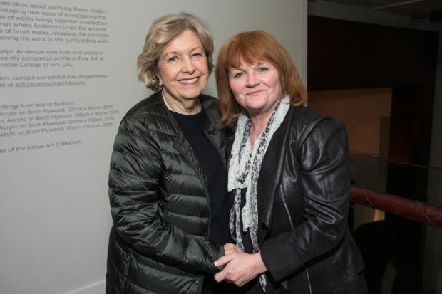 <p>Anne Reid (who played the part of Mother in the original run) and Lesley Nicol (Mother)</p><br />©  Dan Wooller for WhatsOnStage