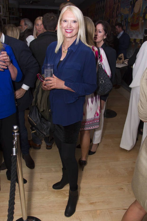 <p>Anneka Rice</p><br />© Dan Wooller for WhatsOnStage