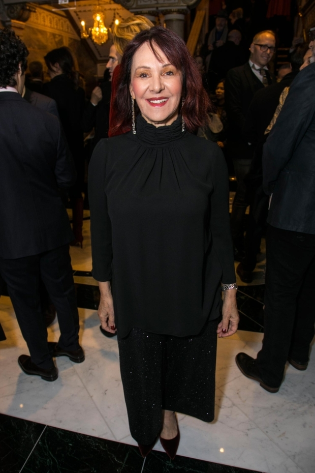 <p>Arlene Phillips</p><br />© Dan Wooller for WhatsOnStage