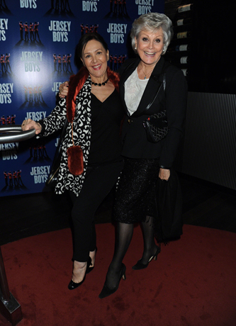 <p>Arlene Phillips and Angela Rippon </p><br />© Alan Davidson