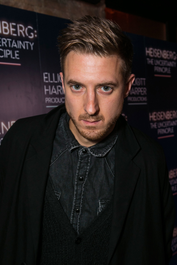 <p>Arthur Darvill</p><br />© Dan Wooller for WhatsOnStage
