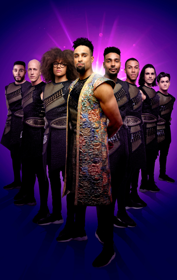 <p>Ashley Banjo and Diversity (The Sultan and The Sultan's Special Advisors)</p>