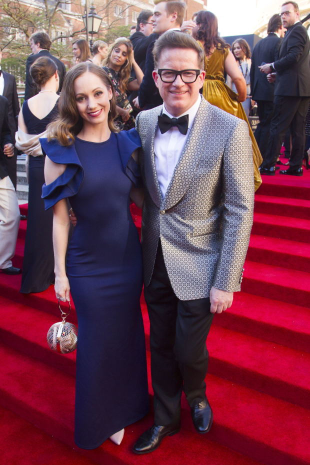 <p>Ashley Shaw and Matthew Bourne</p><br />© Dan Wooller for WhatsOnStage