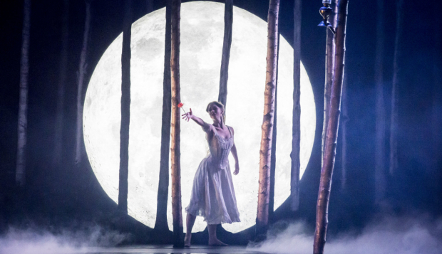 <p>Ashley Shaw (Aurora)  in Matthew Bourne&#39&#x3B;s <em>Sleeping Beauty</em>.</p><br />© Johan Persson