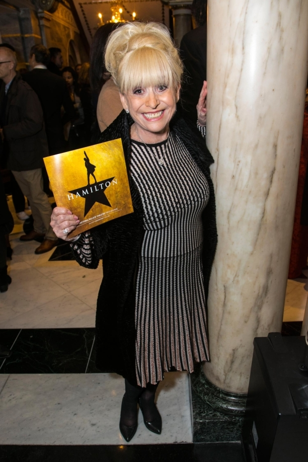<p>Barbara Windsor</p><br />© Dan Wooller for WhatsOnStage