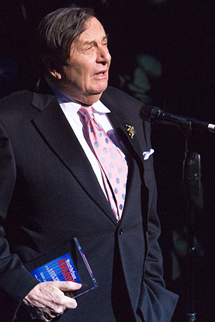 <p>Barry Humphries</p><br />© Peter Gibbons