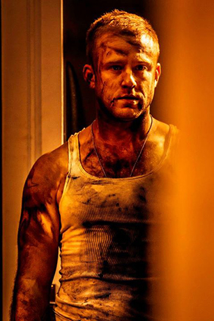 <p>Ben Foster as Stanley in <em>A Streetcar Named Desire</em> at the Young Vic. </p><br />© Johan Persson