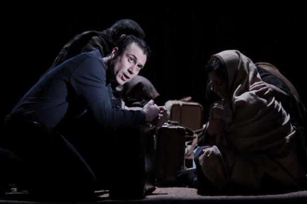 <p>Ben Turner in <em>The Kite Runner</em></p><br />© Robert Workman