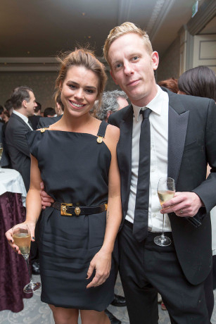 <p>Billie Piper and Laurence Fox</p><br />© Alex Lentati