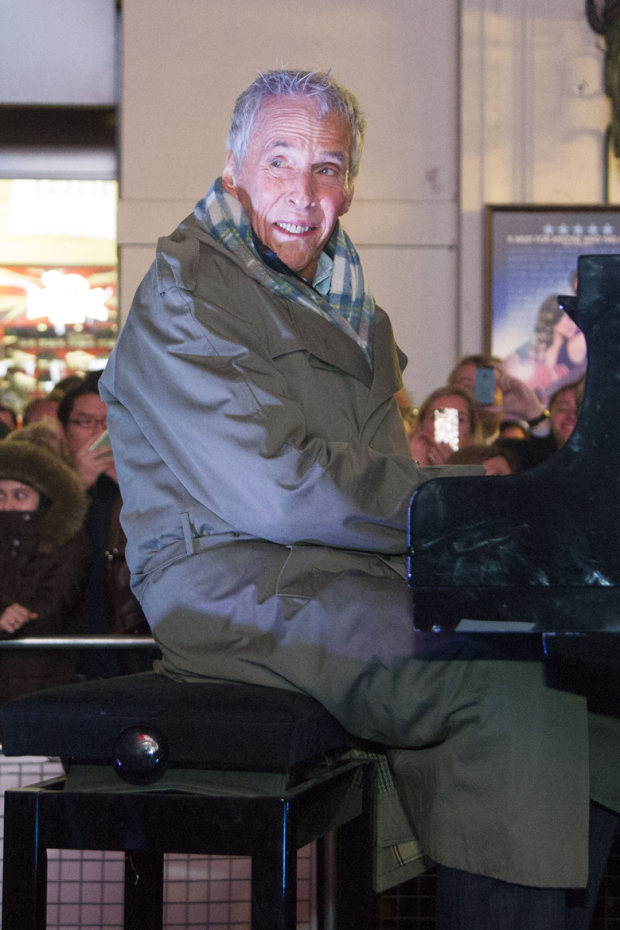 <p>Burt Bacharach </p><br />© Dan Wooller for WhatsOnStage