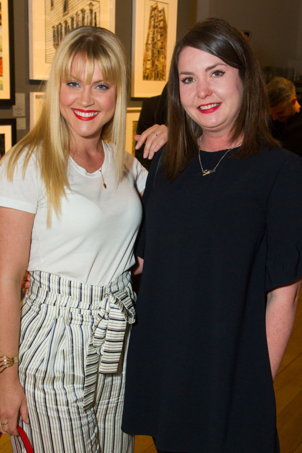 <p>Camilla Kerslake and Sara Farrell</p><br />© Dan Wooller for WhatsOnStage