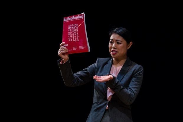<p>Candy Ma in <em>Chinglish</em></p><br />© Richard Davenport for The Other Richard