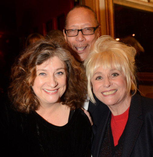 <p>Caroline Quentin, Peter Straker and Barbara Windsor</p><br />© Robert Day