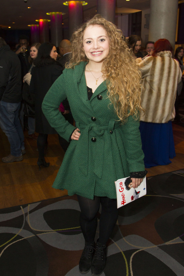 <p>Carrie Hope Fletcher</p><br />© Dan Wooller