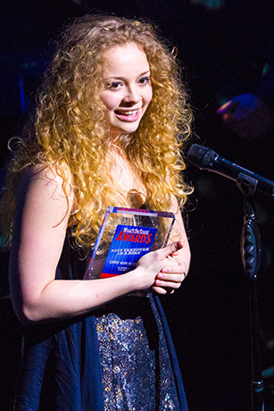 <p>Carrie Hope Fletcher</p><br />© Peter Gibbons