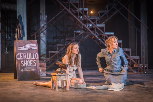 <p>Catherine McCormack and Niamh Cusack</p><br />© Marc Brenner