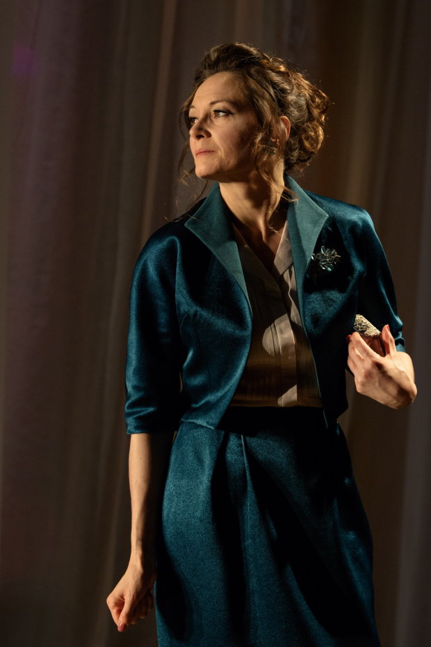 <p>Catherine McCormack as Mrs Robinson  in <em>The Graduate</em></p><br />© Manuel Harlan