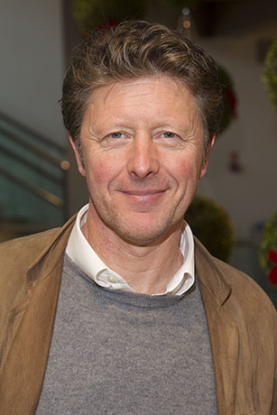 <p>Charlie Stayt</p><br />© Dan Wooller for WhatsOnStage