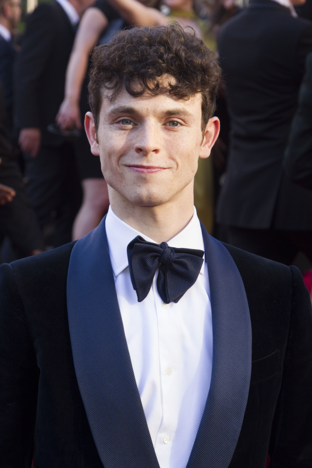 <p>Charlie Stemp</p><br />© Dan Wooller for WhatsOnStage