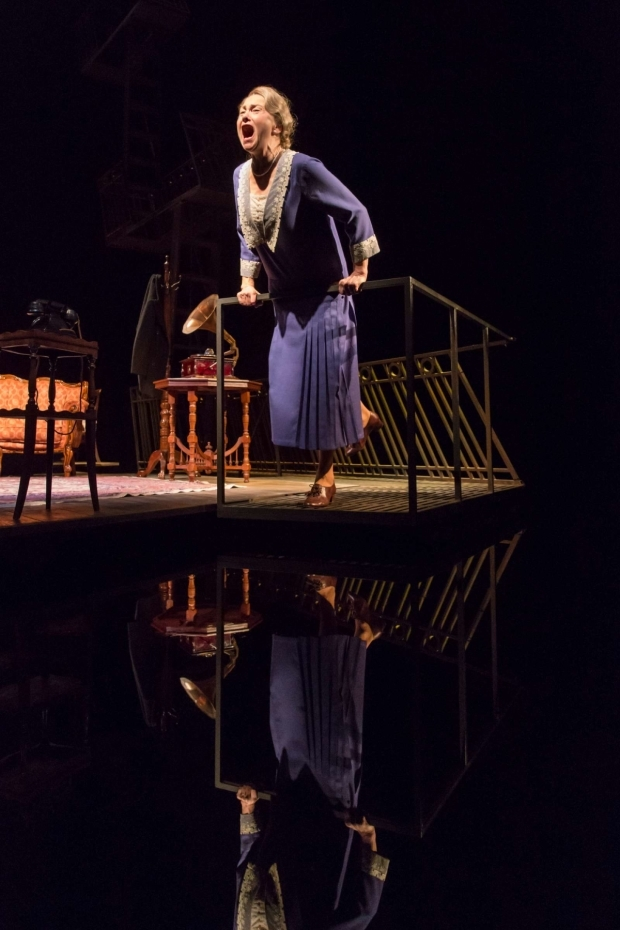 <p>Cherry Jones as Amanda in <em>The Glass Menagerie</em> </p><br />© Johan Persson