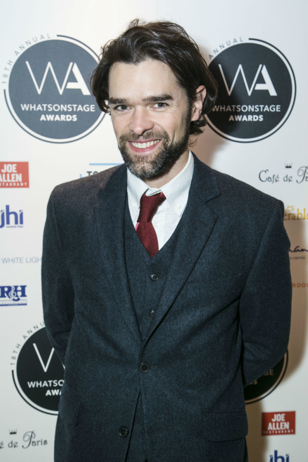 <p>Chris Pelusa</p><br />© Dan Wooller for WhatsOnStage