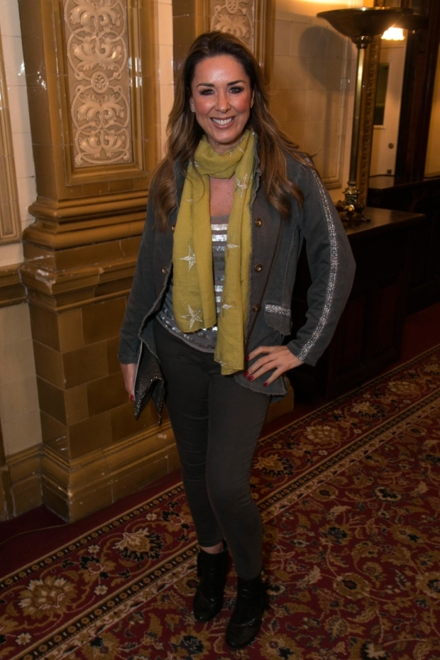 <p>Claire Sweeney</p><br />© Dan Wooller for WhatsOnStage