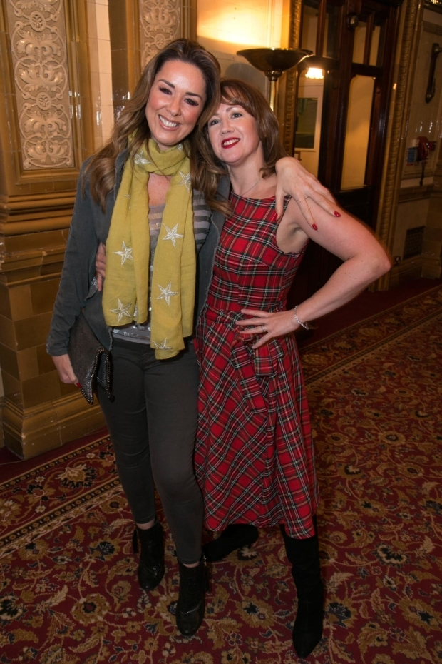 <p>Claire Sweeney and Shona White</p><br />© Dan Wooller for WhatsOnStage