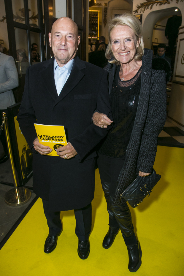 <p>Claude Littner and Thelma Littner</p><br />© Dan Wooller for WhatsOnStage