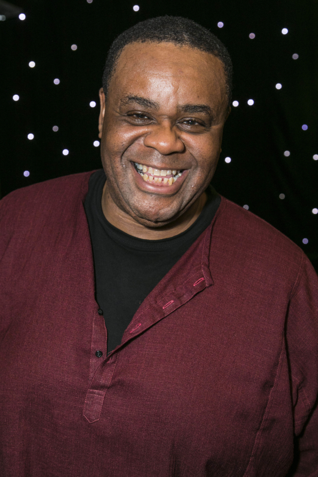 <p>Clive Rowe</p><br />© Dan Wooller for WhatsOnStage