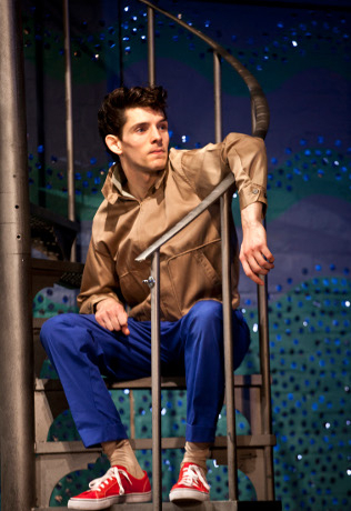 <p>Colin Morgan</p><br />© Simon Annand