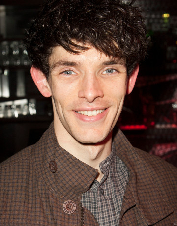 <p>Colin Morgan</p><br />© Dan Wooller for WhatsOnStage