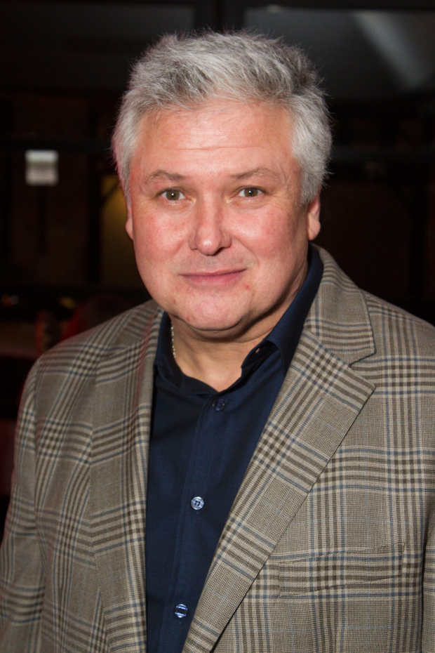 <p>Conleth Hill (George)</p><br />©  Dan Wooller for WhatsOnStage