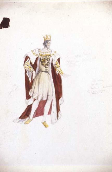 <p>Costume design for Claudius</p><br />© Flickr/Jeanetta Cochrane